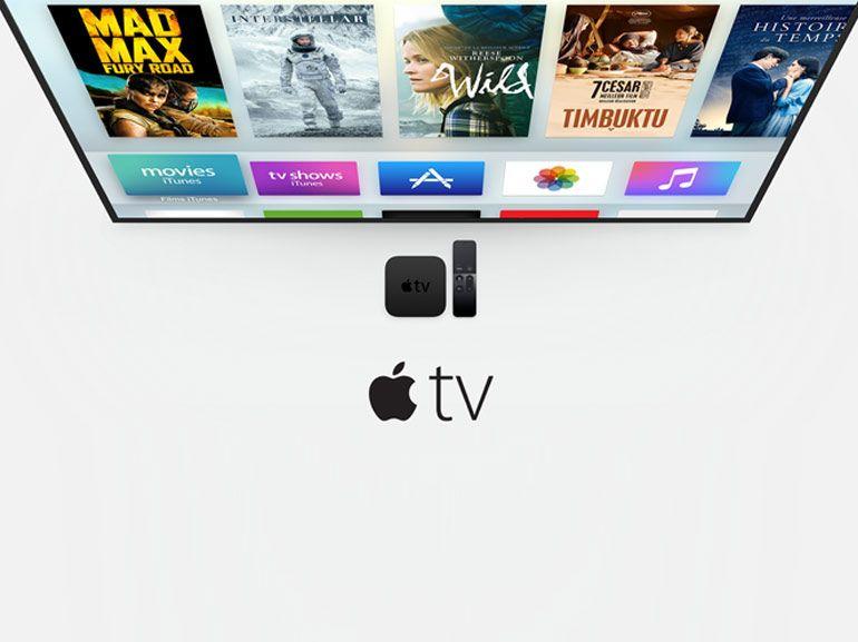 Apple TV, la dictée vocale disponible avec tvOS 9.2 bêta 3