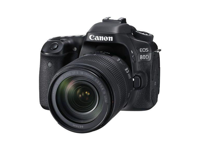 Canon EOS 80D, l'évolution en douceur