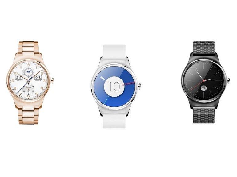 MWC 2016 : Haier Watch, Android 6.0 à votre poignet