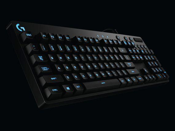 Logitech G810 Orion Spectrum, un clavier mécanique pour joueur