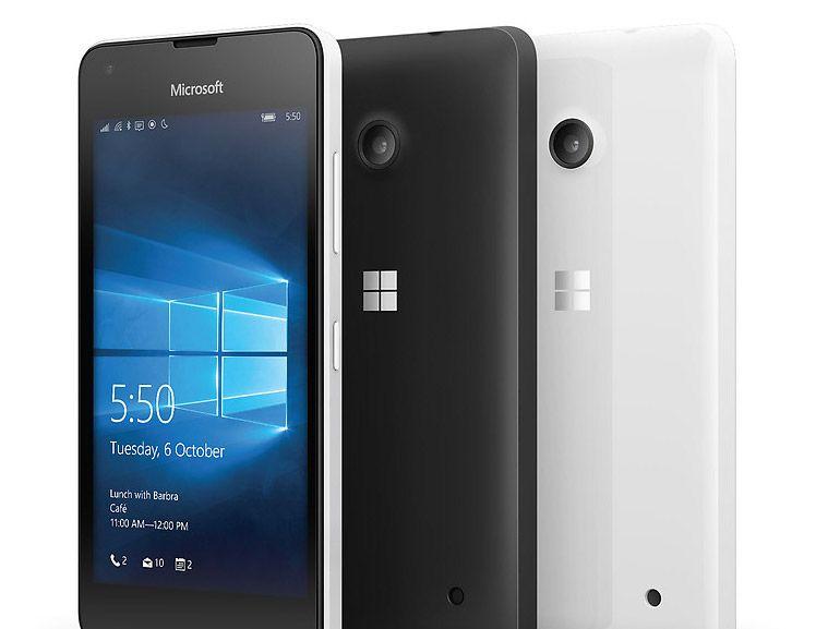 Bon plan : Lumia 550 à seulement 69€