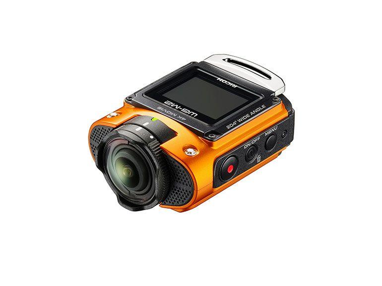 WG-M2, Ricoh fait passer son Action Cam à la 4K