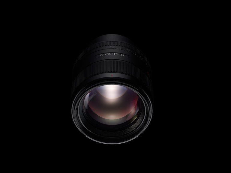 G Master : nouvelle gamme d'optiques lumineuses haut de gamme pour les hybrides de Sony