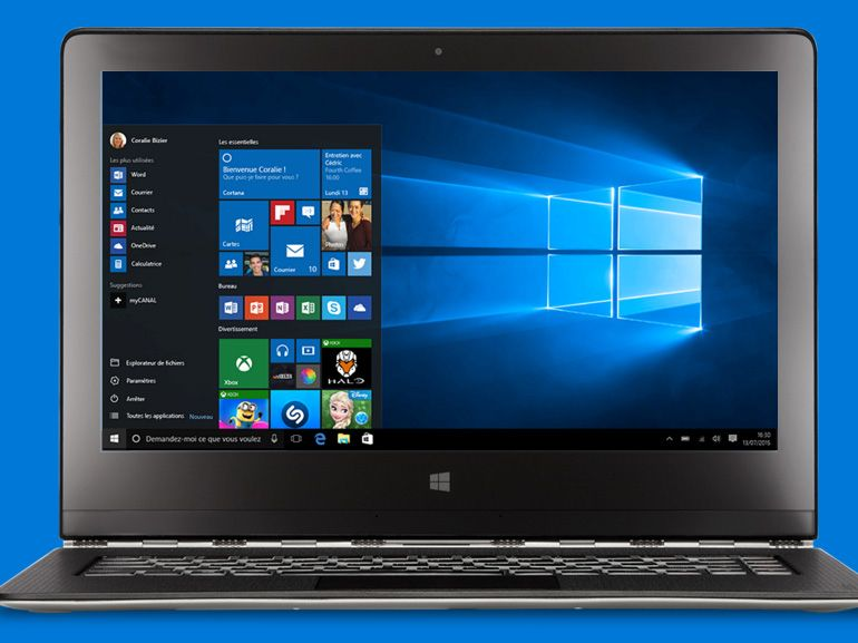 Windows 10 : NetMarketShare confirme la progression