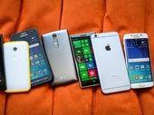 Meilleures ventes smartphone de janvier 2020