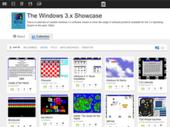 Windows 3.1 et de nombreux programmes à tester avec un navigateur