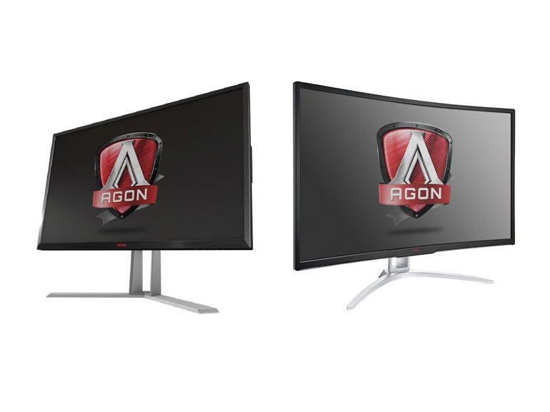 Agon : la gamme Gaming d'AOC