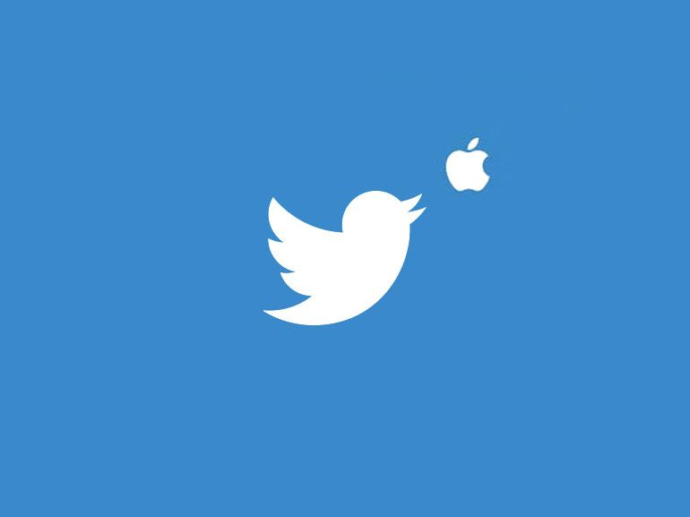 Le SAV d'Apple disponible sur Twitter