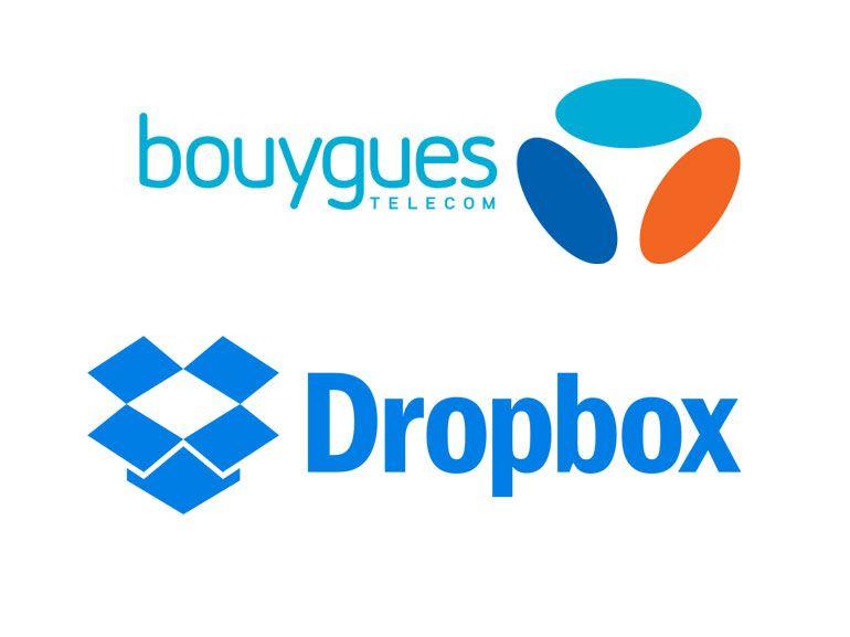 Bouygues Telecom et Dropbox annoncent un partenariat autour du stockage dans le cloud
