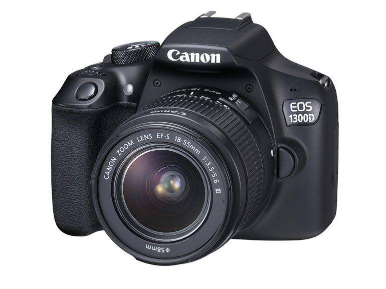 Canon EOS 1300D, évolution à minima