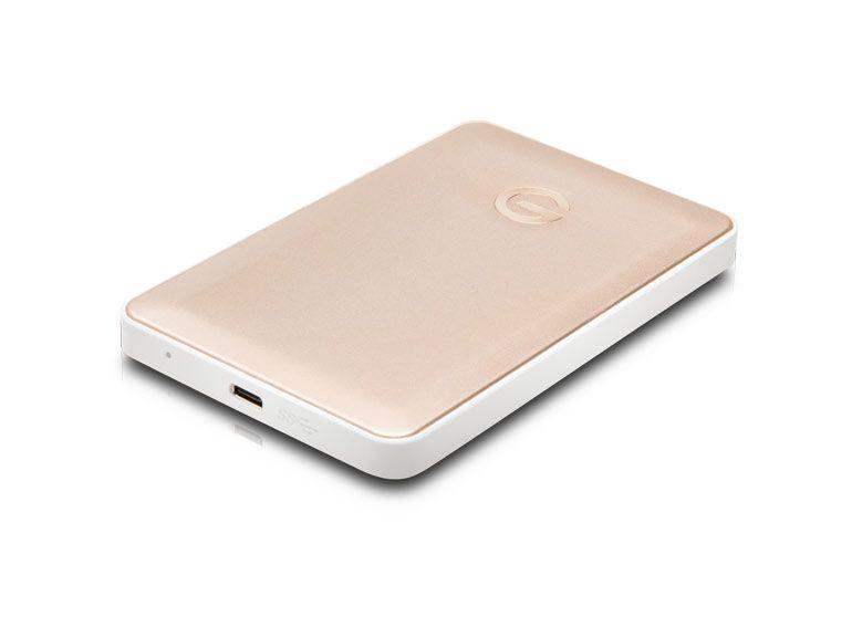 G-Drive : G-Technology lance de nouveaux disques durs externes USB-C