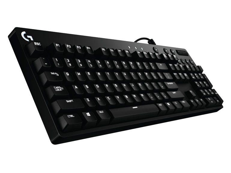 G610 Orion, le nouveau clavier mécanique de Logitech se décline en Brown et Red