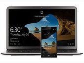 Windows 10 : un nouvel écran de connexion pour la Build 14279