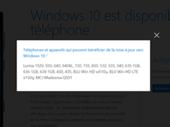 Windows 10 mobile : il n'y aura pas d'autres Lumia concernés