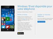 Windows 10 mobile : la version finale à télécharger pour les Lumia