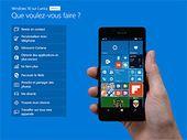 Windows 10 mobile diffusé cette semaine selon un opérateur italien