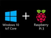 Windows 10 : une version IoT Core compatible Raspberry Pi 3