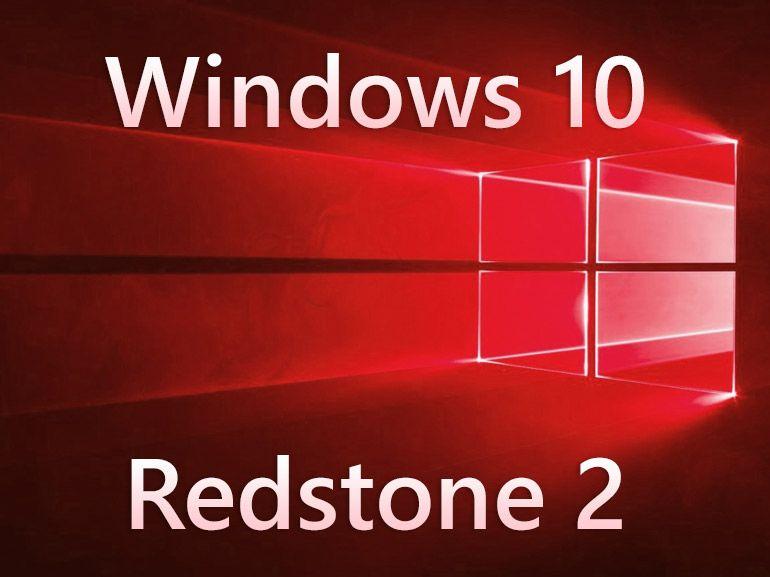 Windows 10 : une version Redstone 2 pour 2017
