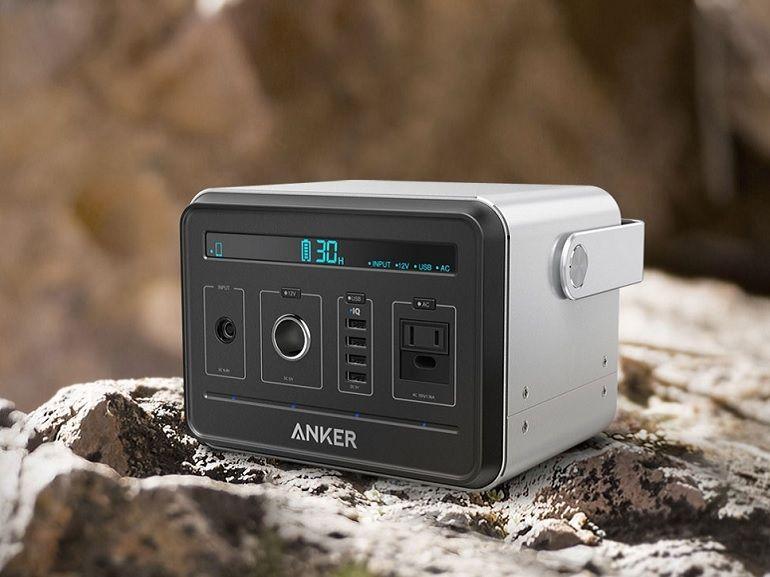 Batterie externe Anker PowerHouse ou comment rester loin d'une prise électrique durant 40 jours