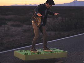 Un vrai hoverboard est enfin disponible à la vente