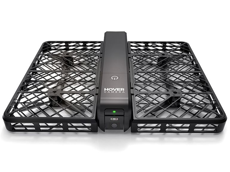 Hover Camera: un drone autonome qui prend des selfies et filme en 4K