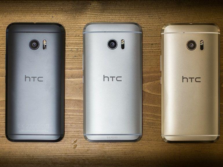 Google sur le point de s'offrir les téléphones HTC ?