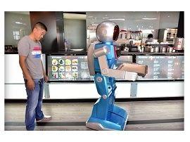 Les robots serveurs ne sont toujours pas efficaces, mais ça ne saurait tarder