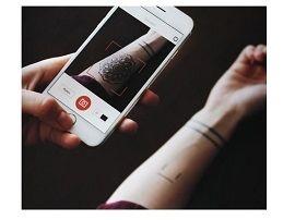 InkHunter : testez vos futurs tatouages en réalité augmentée