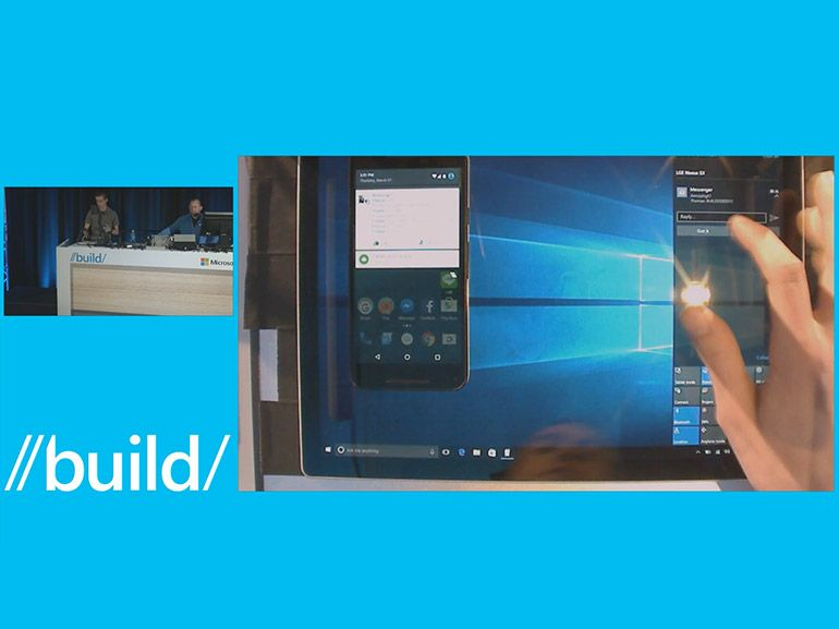 Windows 10 : un nouveau centre de notification sur PC, mobile et Android