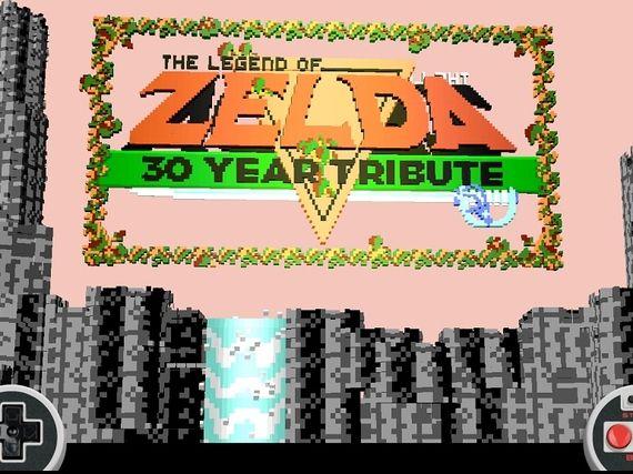 (Re)jouez au premier Zelda gratuitement et dans votre navigateur