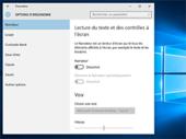 Windows 10 restera gratuit pour les utilisateurs des outils d'accessibilité