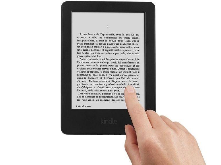 Bon plan : Amazon Kindle 6 pouces à 59.99€ ce 21 mars