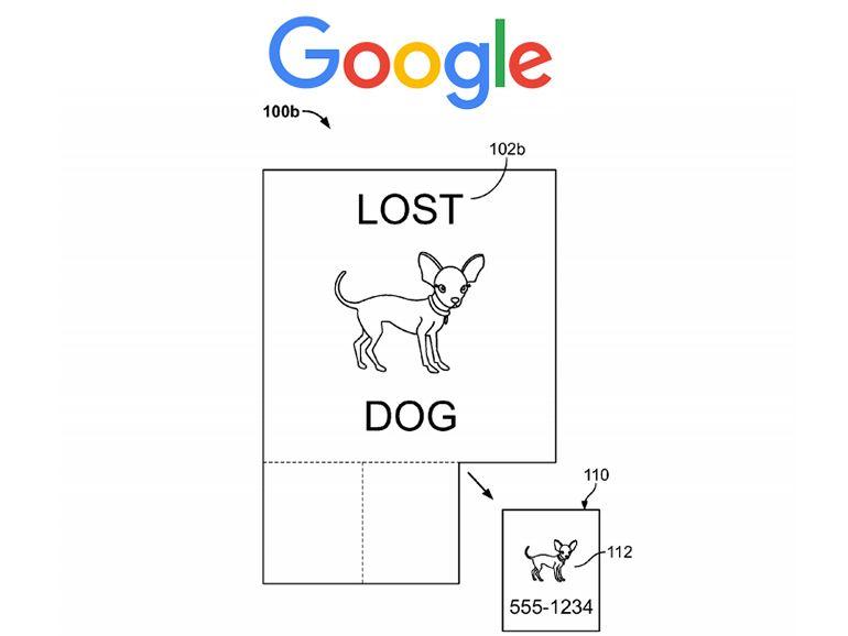 Google: un brevet pour des écrans déchirables