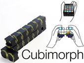 Cubimorph : un dispositif fait de cubes capable de changer de forme à volonté