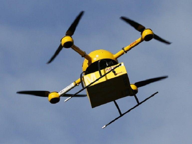 Les drones de livraison ont ils vraiment de l'avenir ?