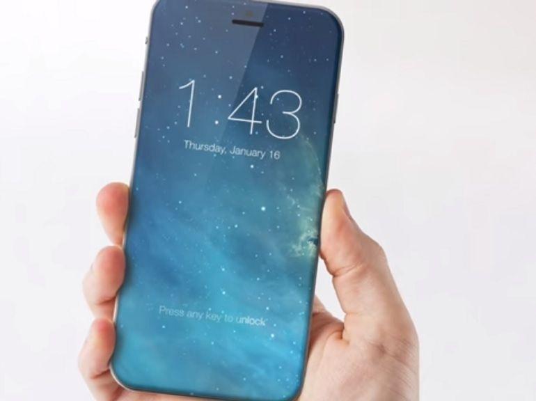 iPhone 2017 : un écran edge to edge to edge to edge ?