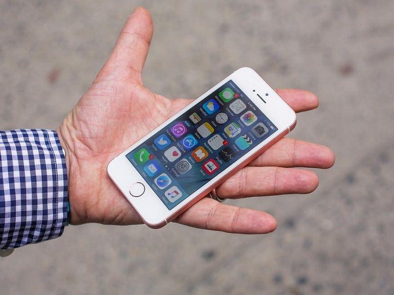 Un iPhone Mini, succésseur de l'iPhone SE serait dans les cartons pour 2020