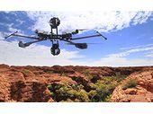 Un drone dédié aux vidéos en VR