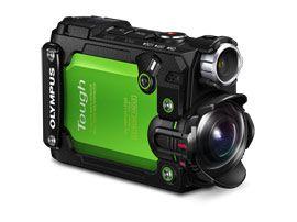 Tough TG-Tracker : Olympus se lance dans l'Action Cam