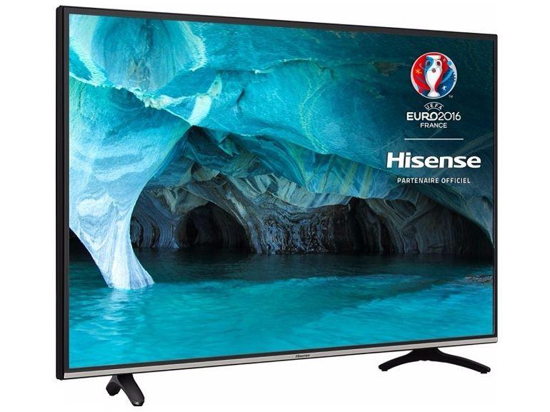 Bon plan : Téléviseur 4K UHD HISENSE 108 cm à 399€ chez Boulanger