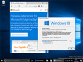 Windows 10 build 14342 : une version lancée un peu à la hâte mais pas sans nouveautés