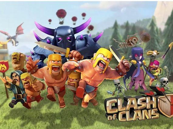Clash of Clans s'apprête à passer entre les mains du chinois Tencent pour 8,6 milliards de dollars