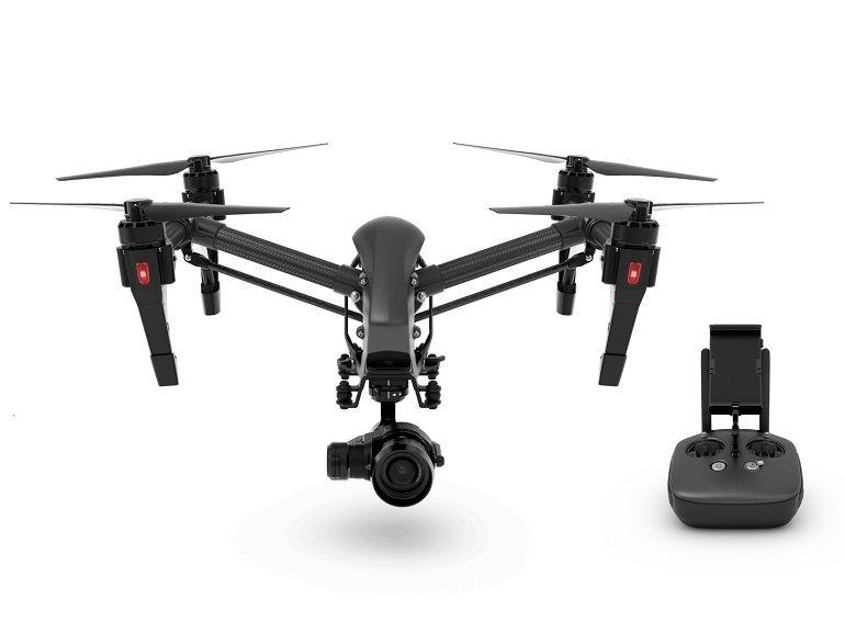 Bon plan : drone DJI Inspire 1 Pro à 2599€ au lieu de 4599€