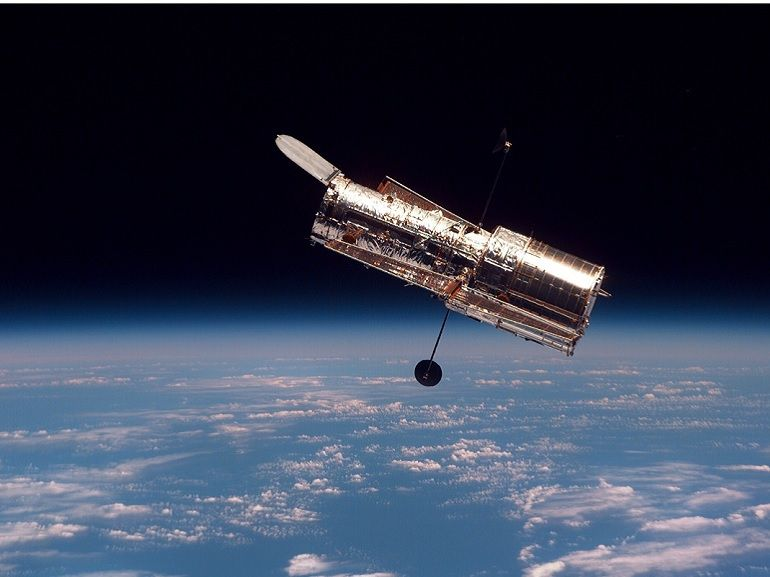Hubble rempile pour 5 ans en attendant son remplaçant