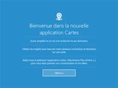 Microsoft met à jour son appli Cartes avec un outil de migration pour Here