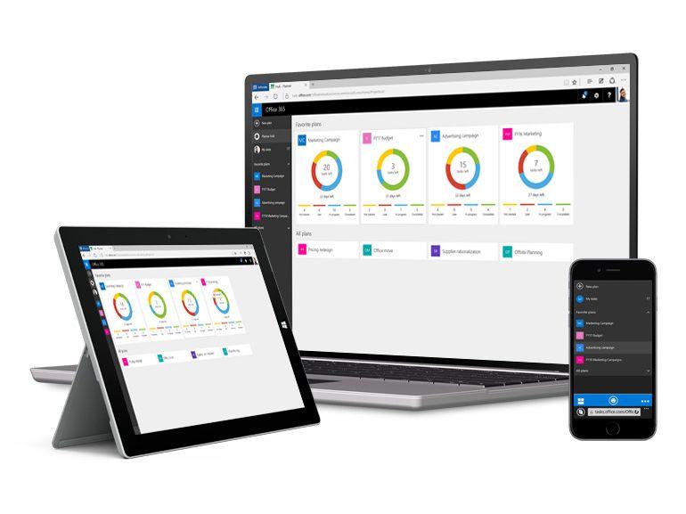 Planner dans Office 365 : un nouvel outil de gestion des tâches