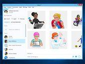 Skype : Microsoft met les femmes à l'honneur avec de nouveaux Mojis