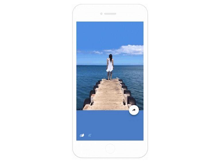 Motion Stills : l'appli de Google pour transformer les Live Photos des iPhone en GIF
