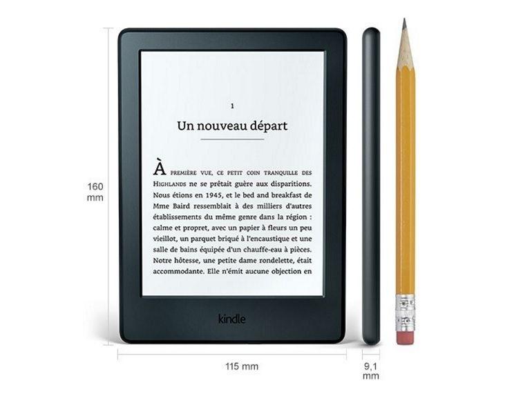 Amazon met à niveau sa Kindle d'entrée de gamme, le prix reste identique