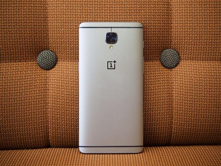 OnePlus 3T, une mise à jour en attendant le 4